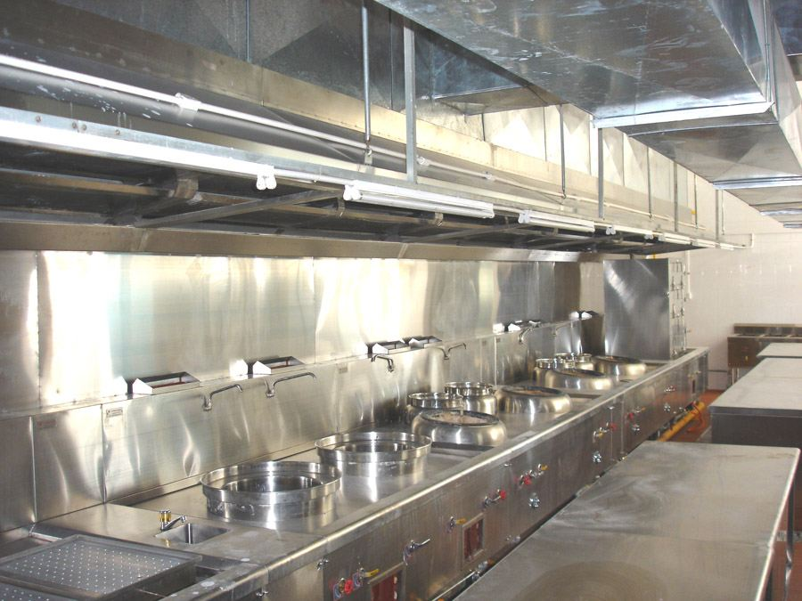 安装酒店厨房设备有哪些步骤
